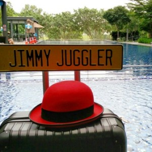 Jimmy Juggler at Venue