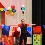 Children's Show on Stage by JimmyJuggler
