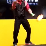 Stage Show by JimmyJuggler | Fire Juggling