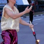 Roving Performance by JimmyJuggler