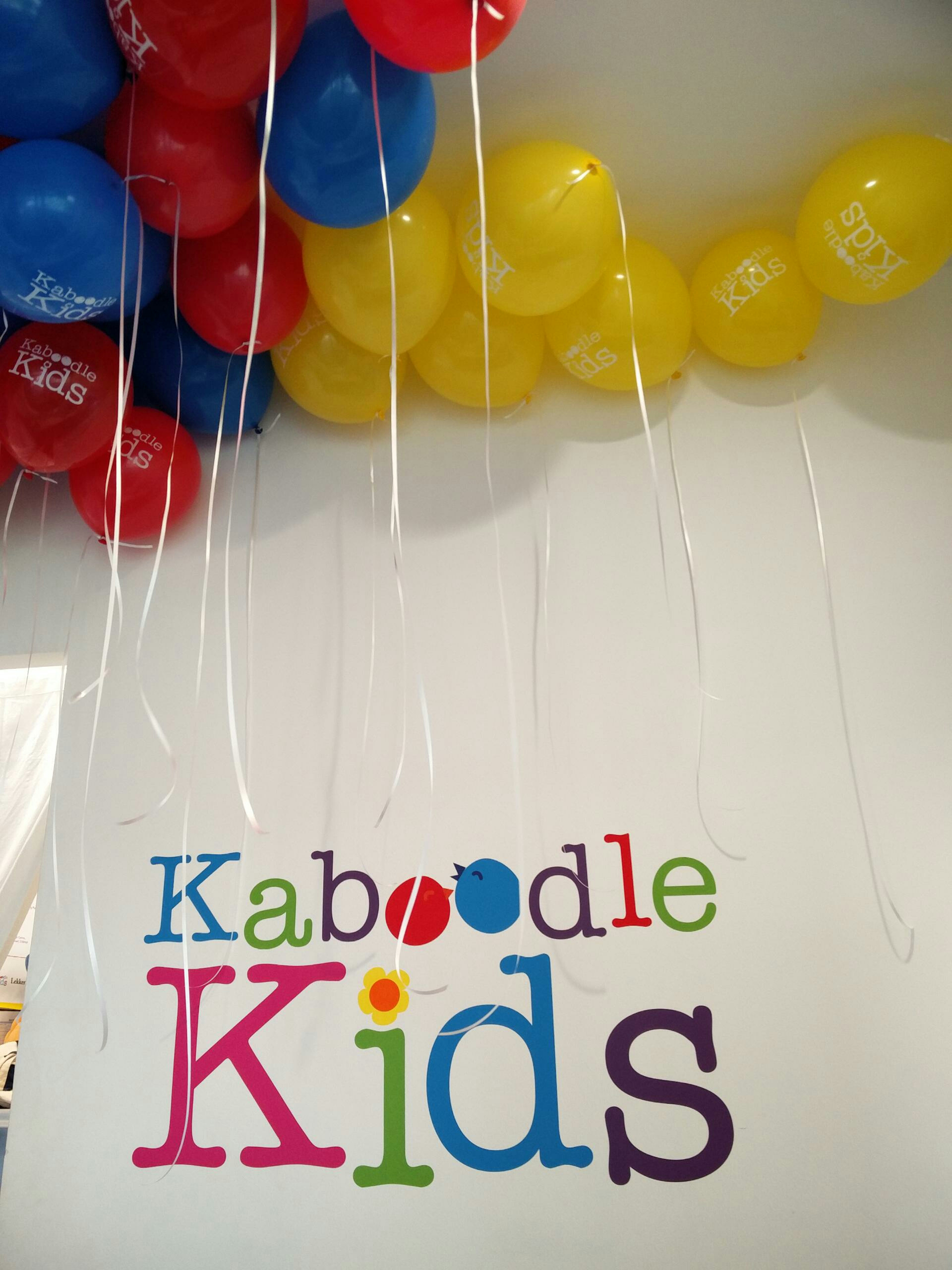 Kaboodle Kids Singapore indoor playground
