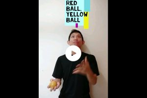 how to juggle at home