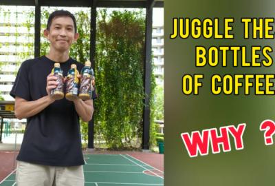 Fun Juggling Video