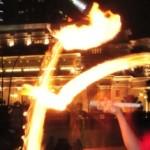 Fire Juggling | Jimmy Juggler | Singapore