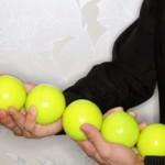 Juggling balls | Jimmy Juggler | Singapore