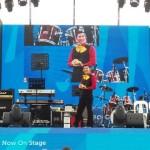 Jimmy Juggler performed at the ASEAN Para Games, APG 2015