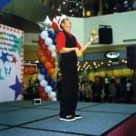 Stage Juggling Show by JimmyJuggler